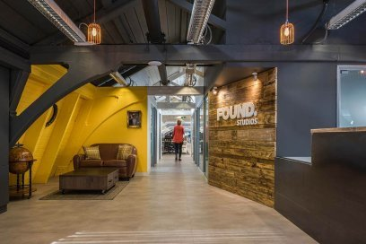 Office Design And Build In London At Found