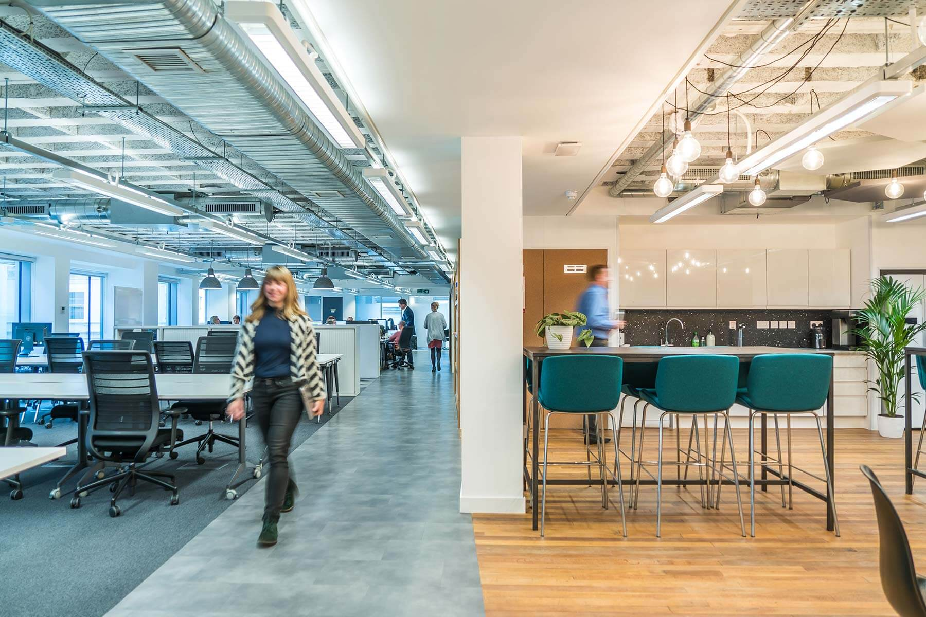 LWARB's Circular Office Fitout