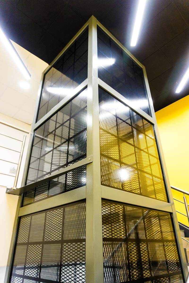 Lift Graphics Office Design Fitout