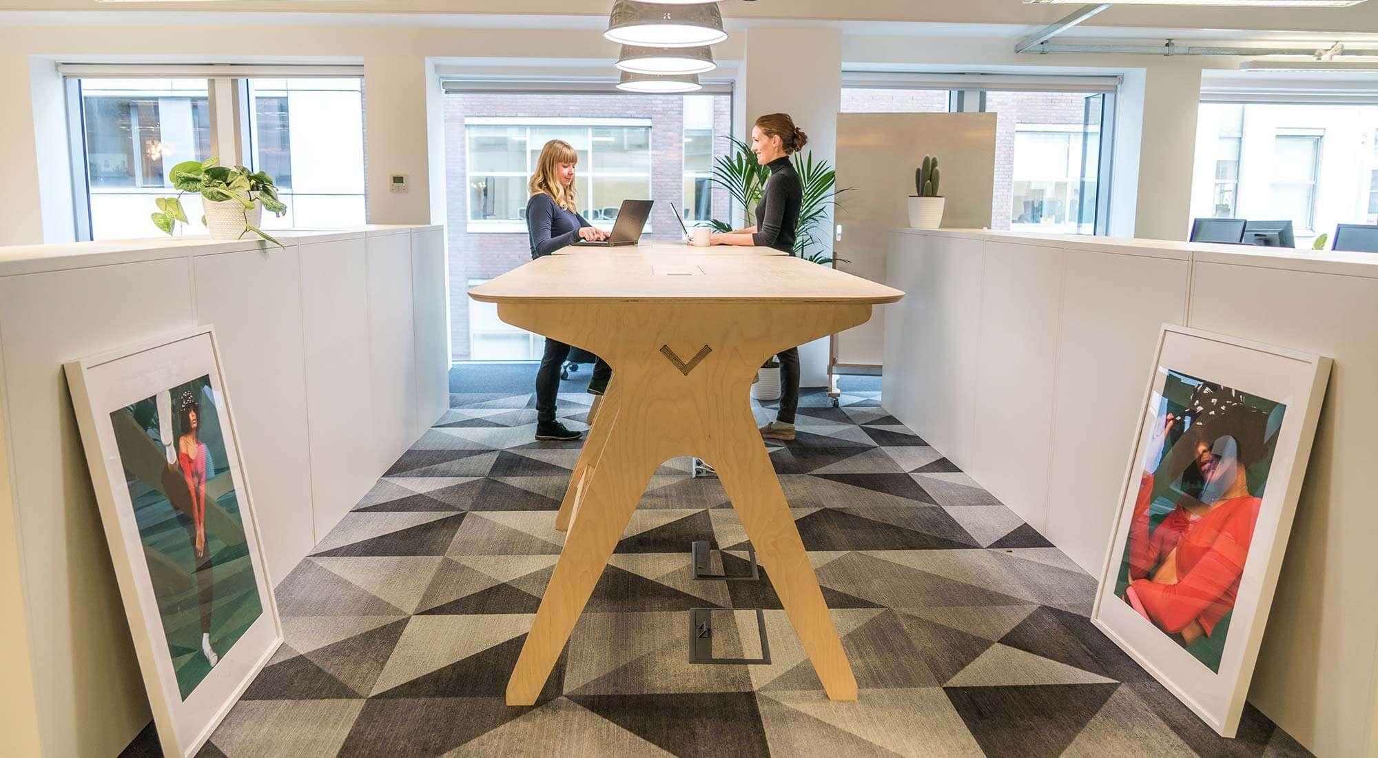 Milliken Carpet Feature Plywood Office Fitout.jpg
