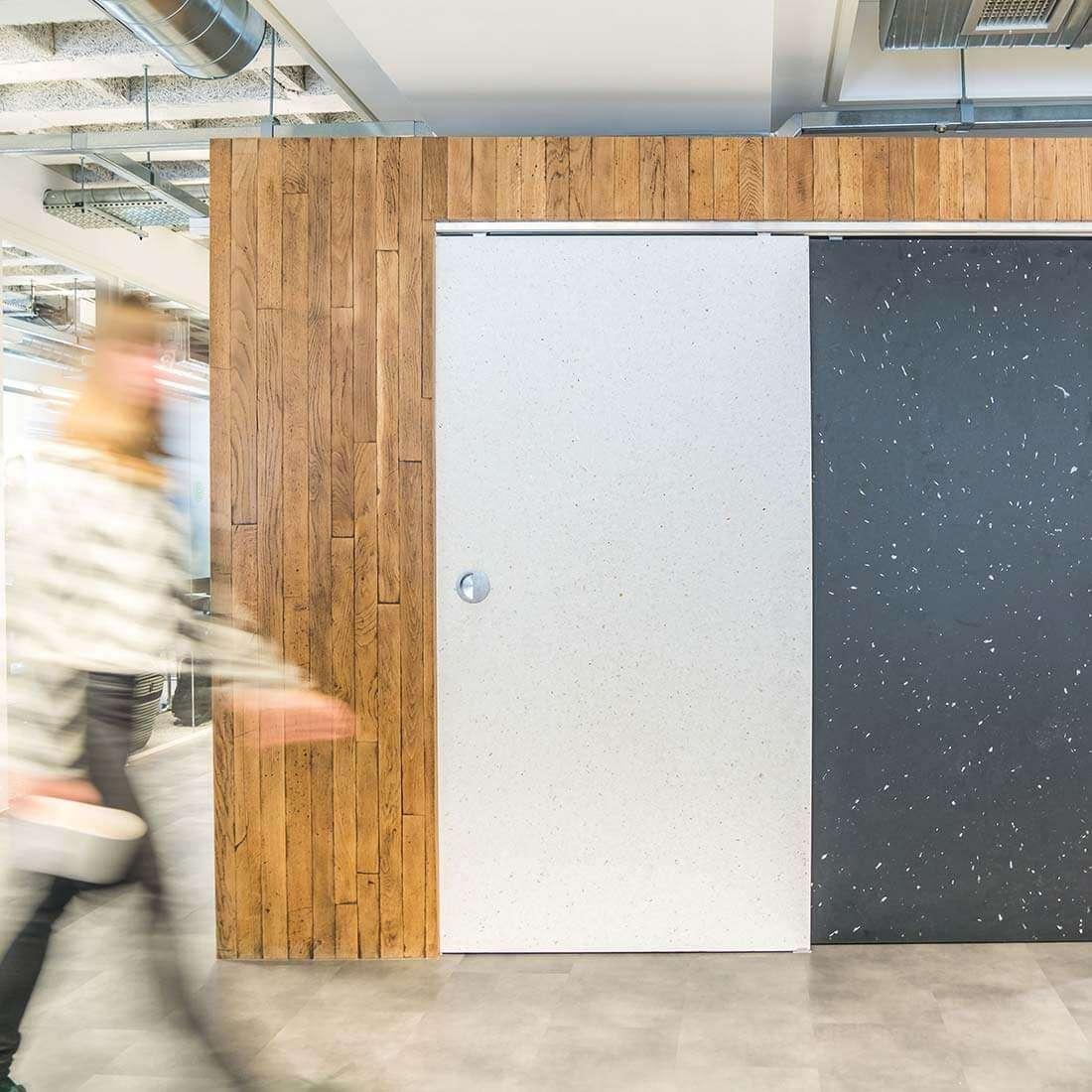 Reclaimed Circular Economy Smile Plastics Interior Fitout