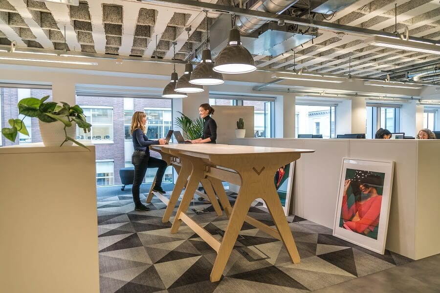 How To Ensure Your New Office Works For Your Staff's Wellbeing (before Bad Habits Set In)