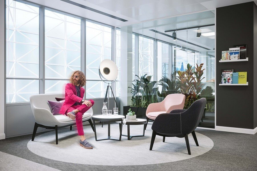 Office Design And Build London