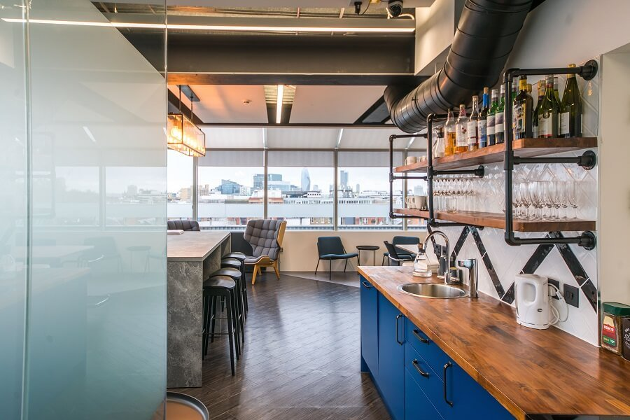 Kitchen Office Design and Build in London