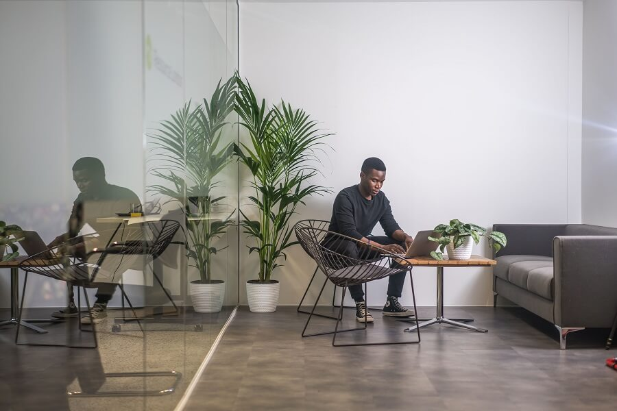 Agile Working In LWARB's Sustainable Office Space In Shoreditch, London