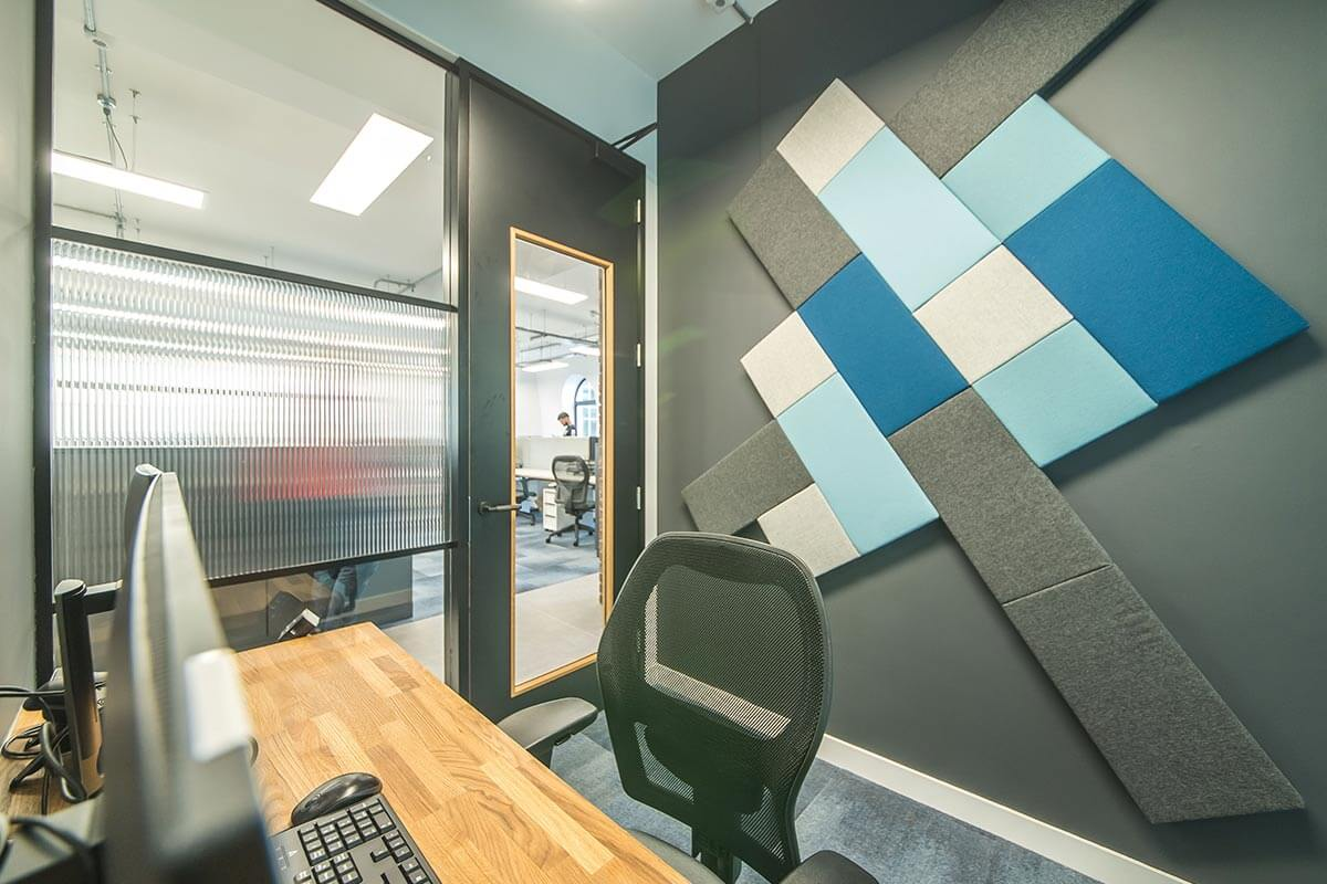 Office Workspace Booth London