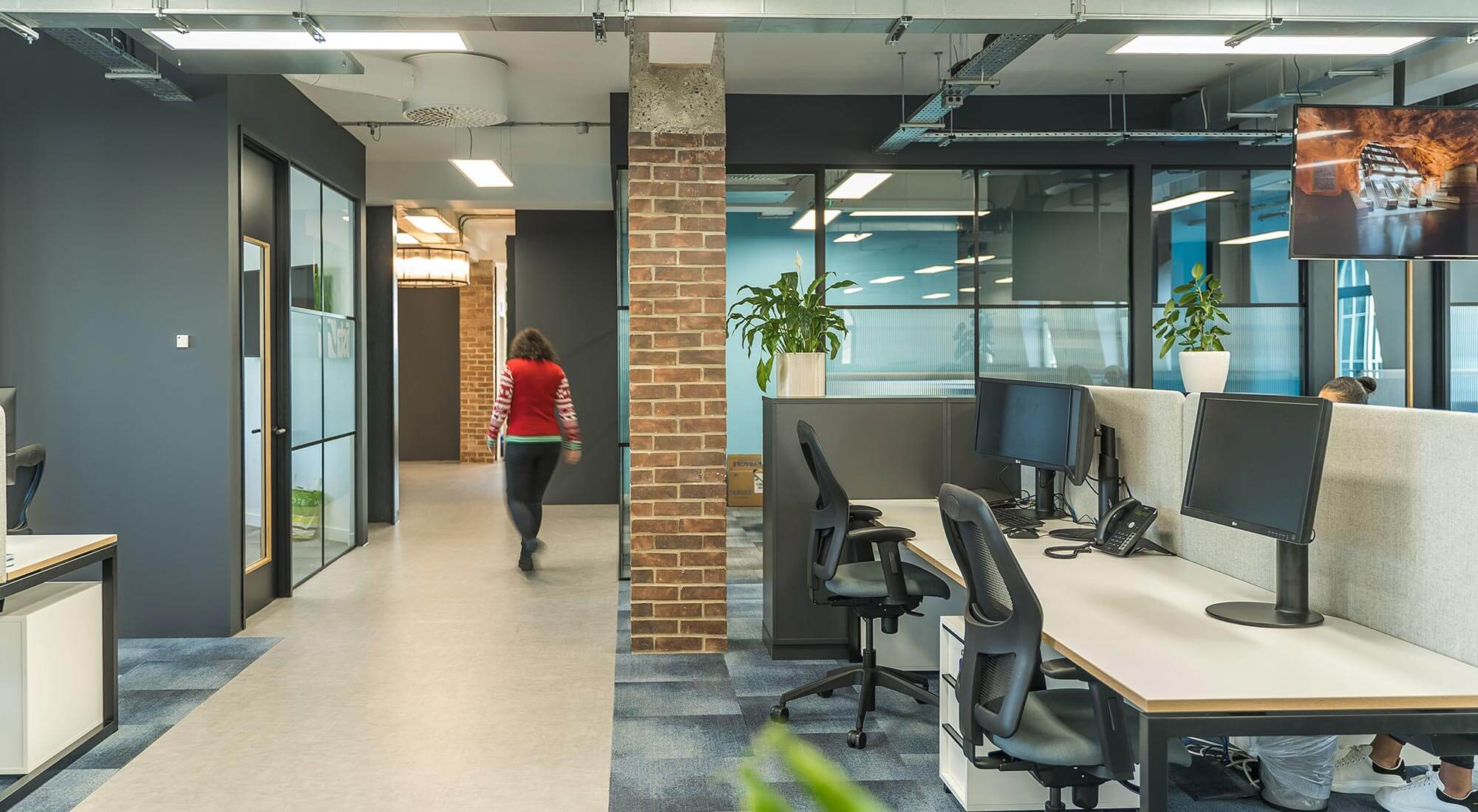 Office Fitout London