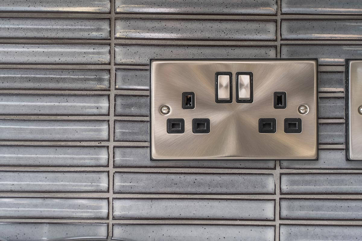 Office Metal Fixtures in new office design