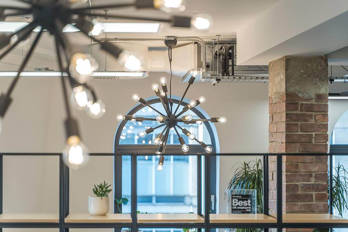 Office Design and Build in London