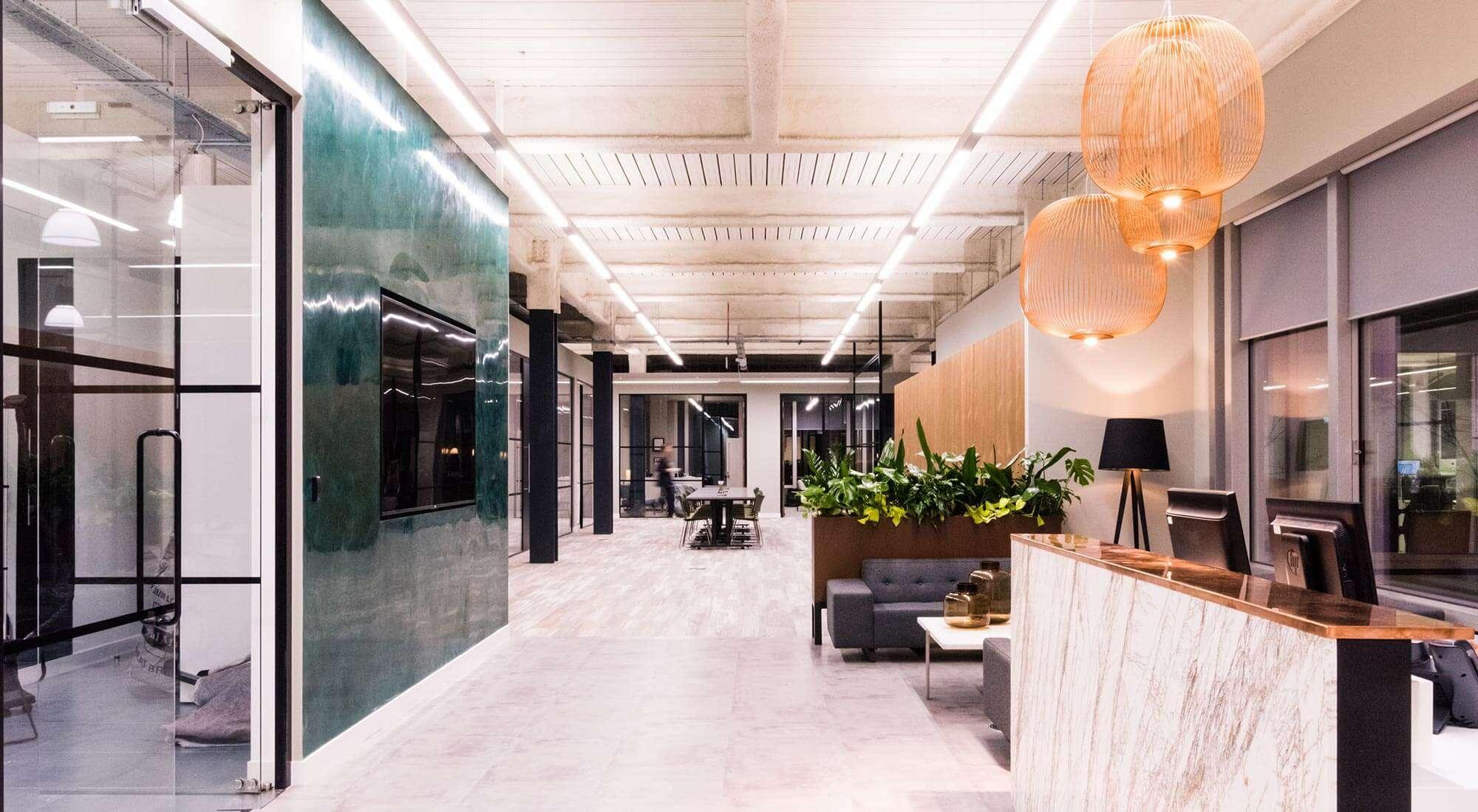 design interior fitout westworks whitecity london