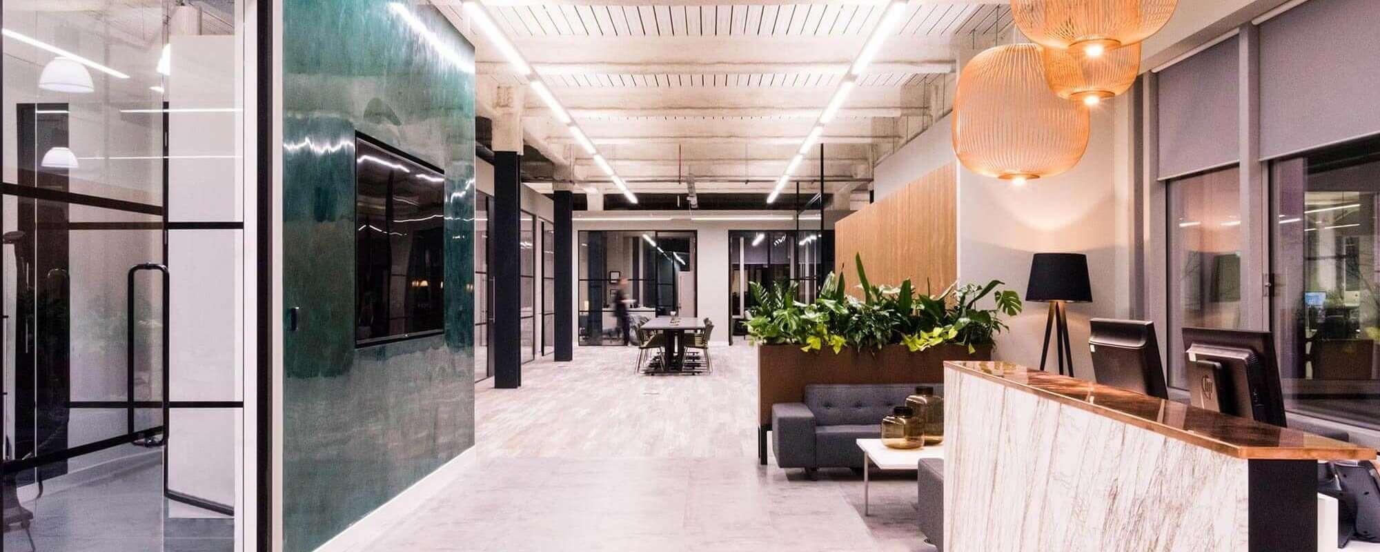 Office Design & Build In London