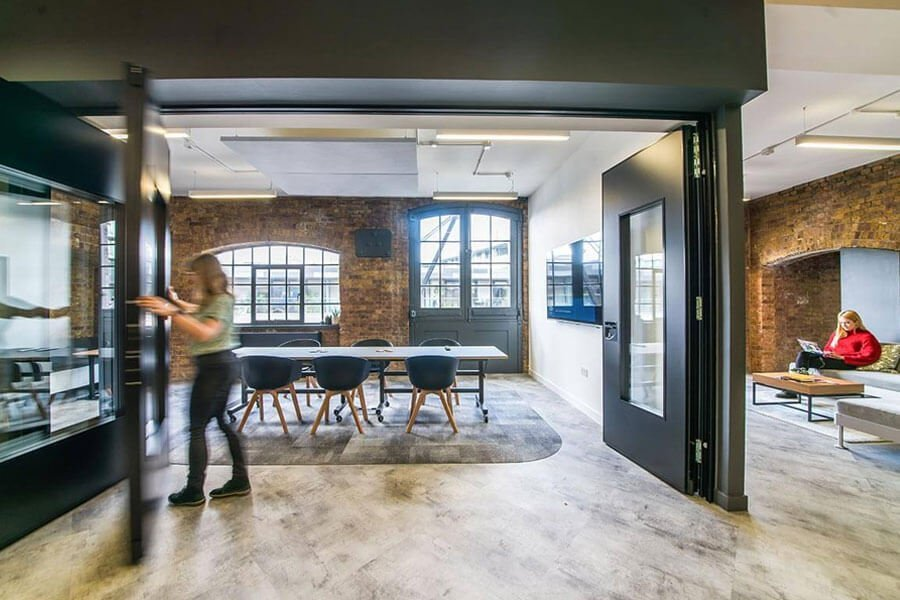 Office Design For Social Distancing In London