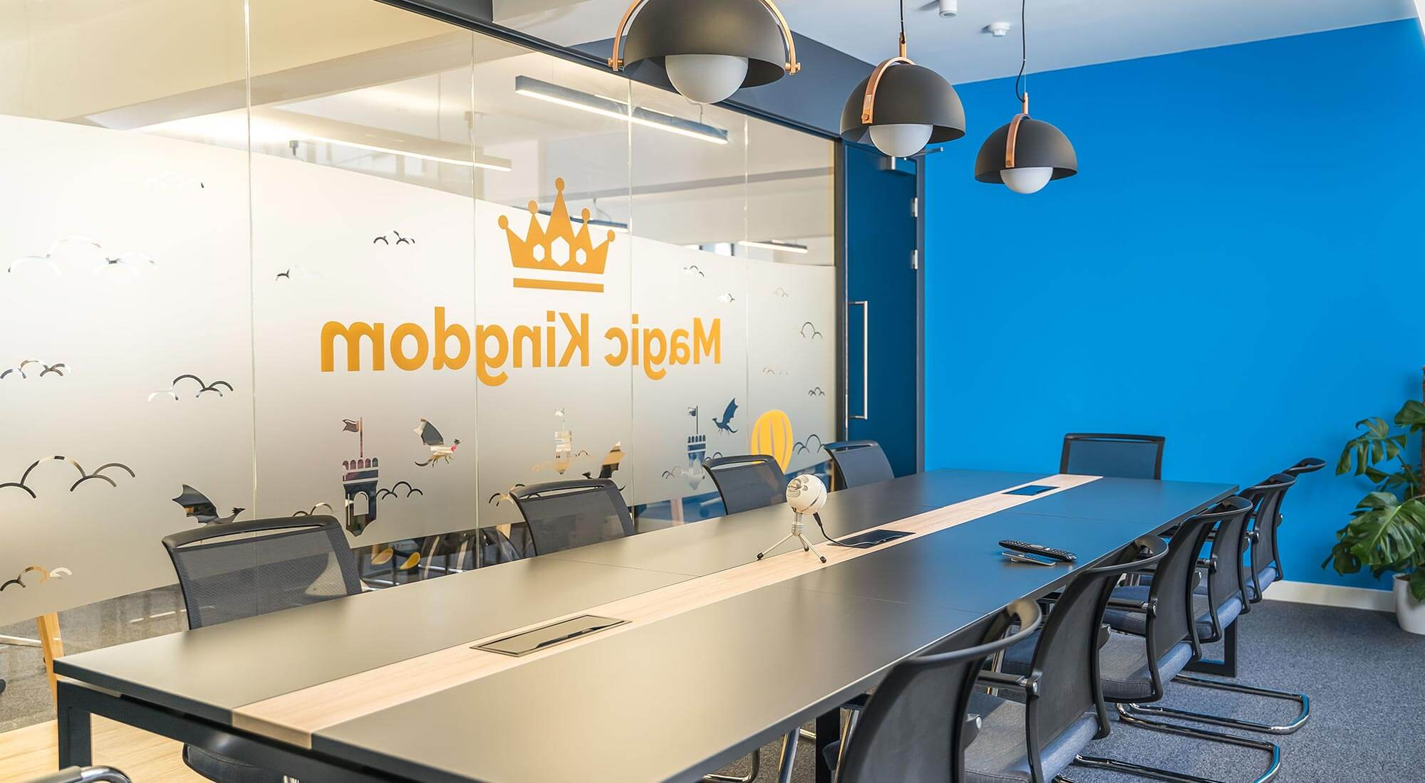 Interior Design and Build for Mangahigh
