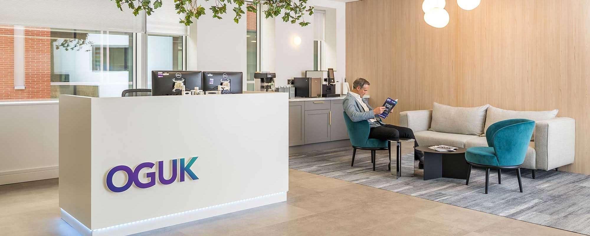 Office Design And Build For OGUK