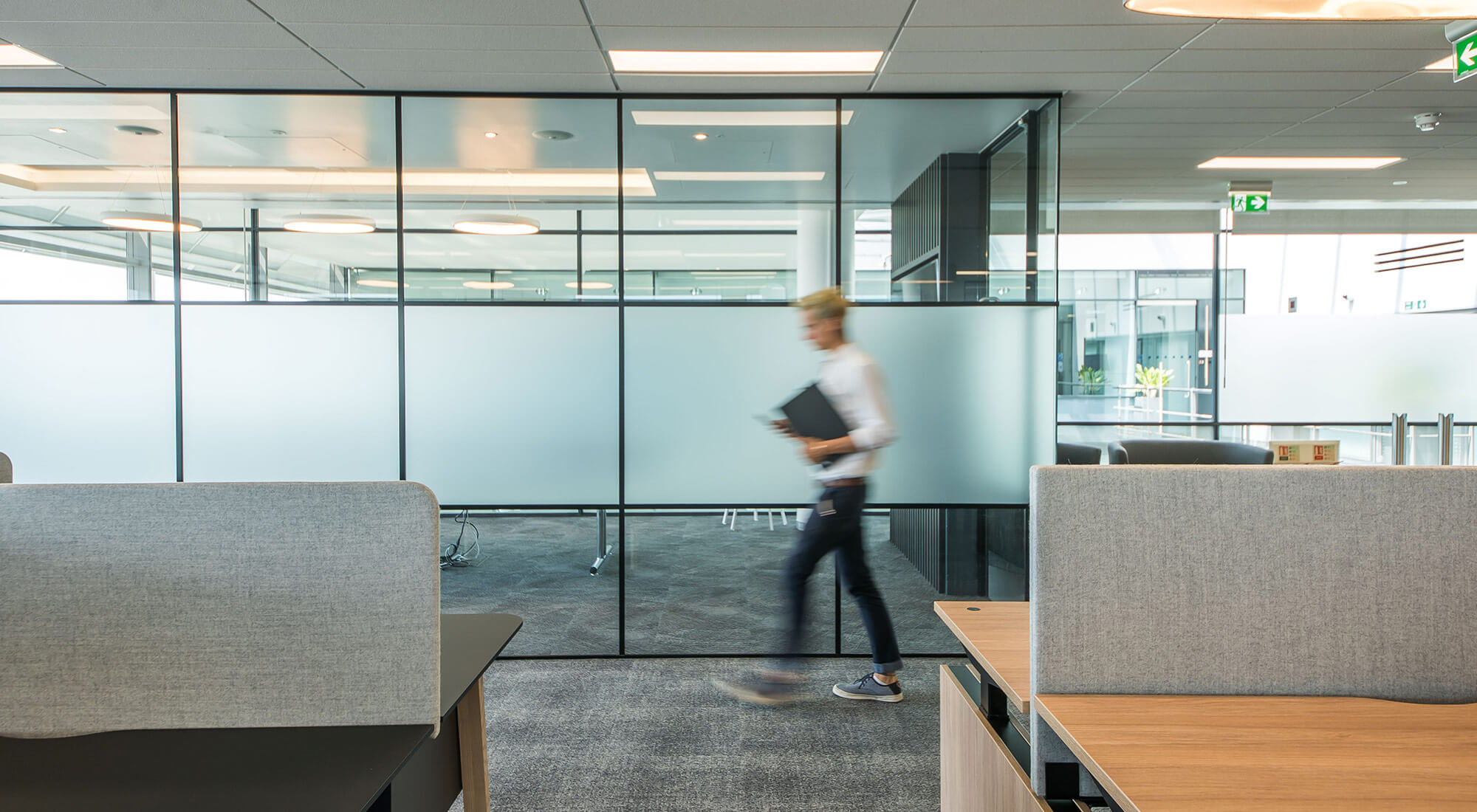Office Design and Build in London Heathrow