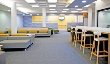 Interior Design And Build For Kings College London