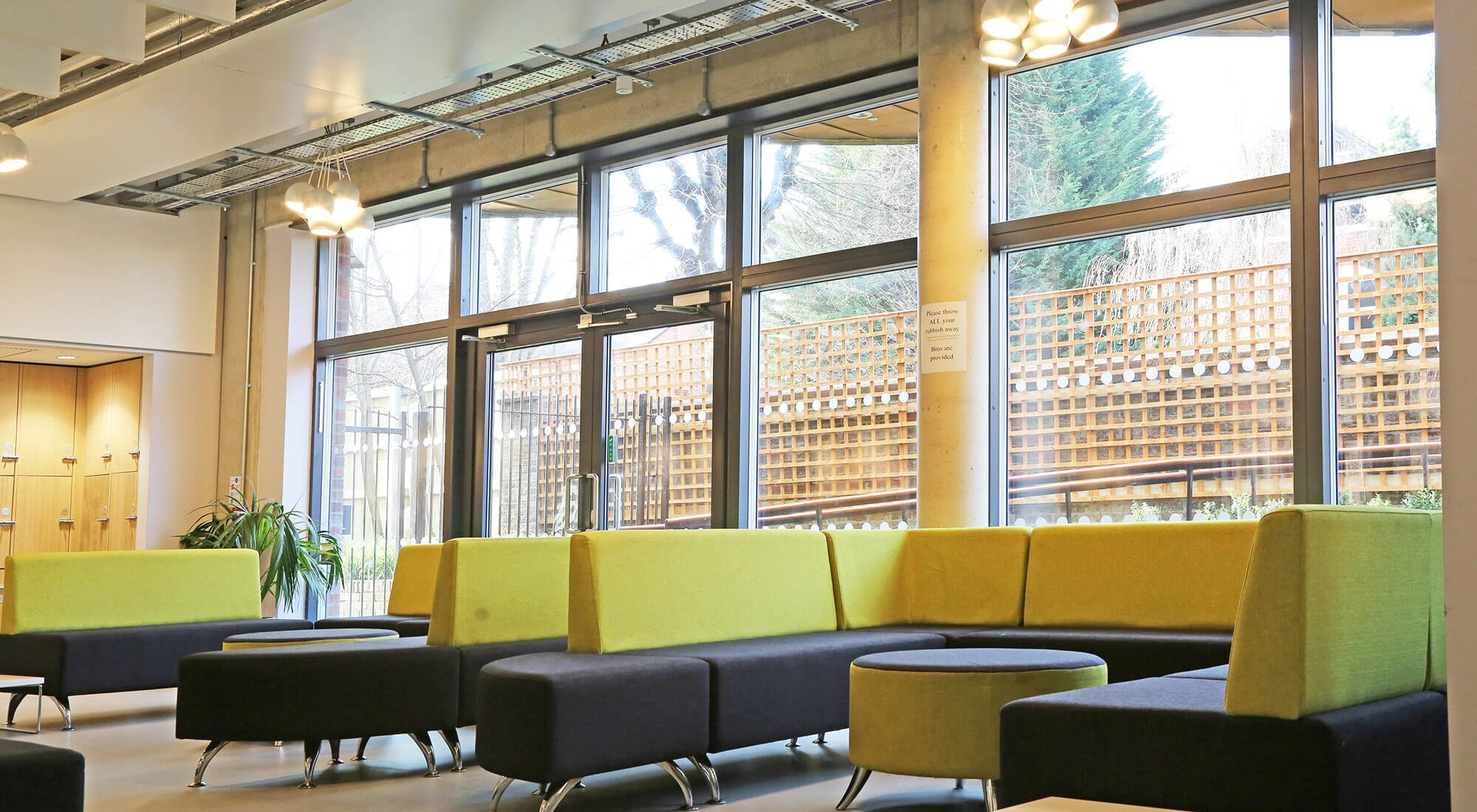 Interior Design And Build for St Benedicts School