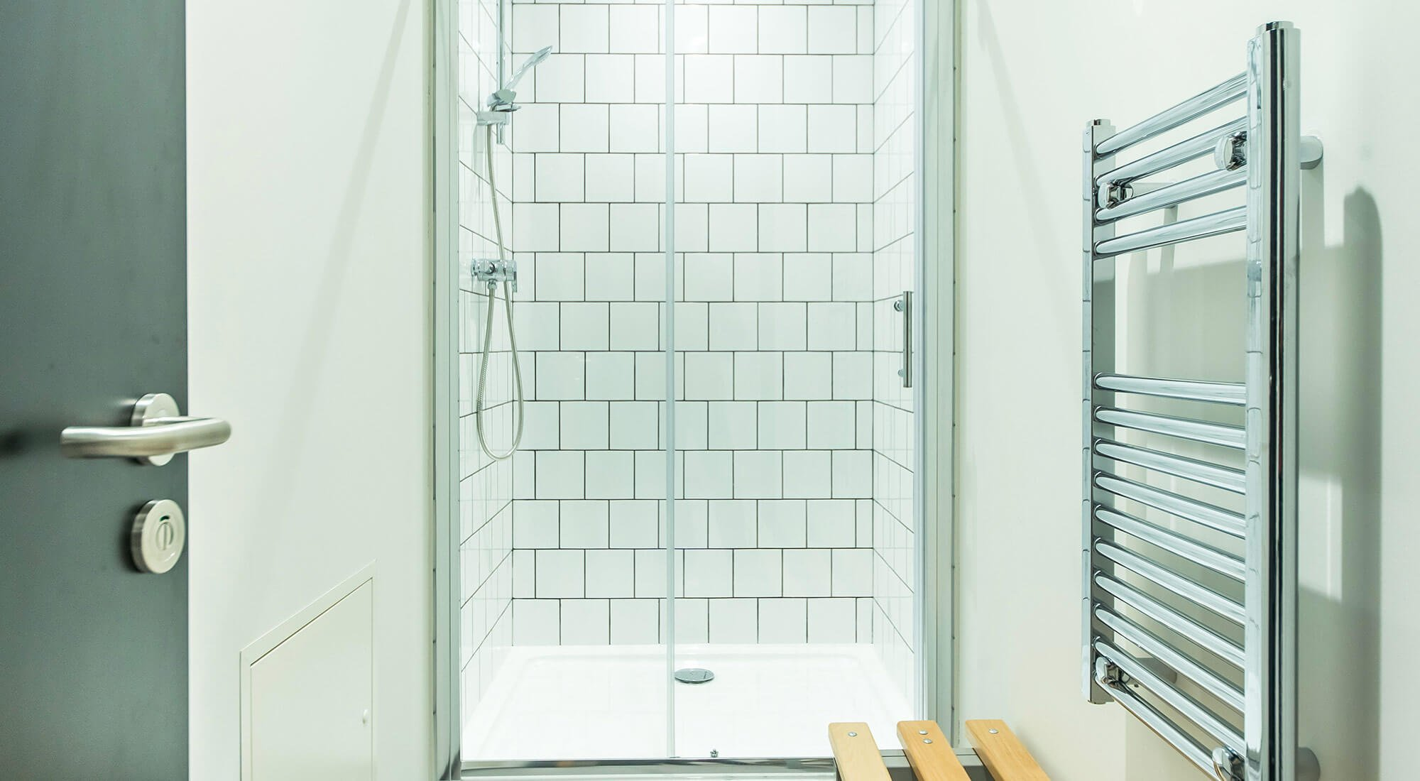 Office Design and Build with Shower Room