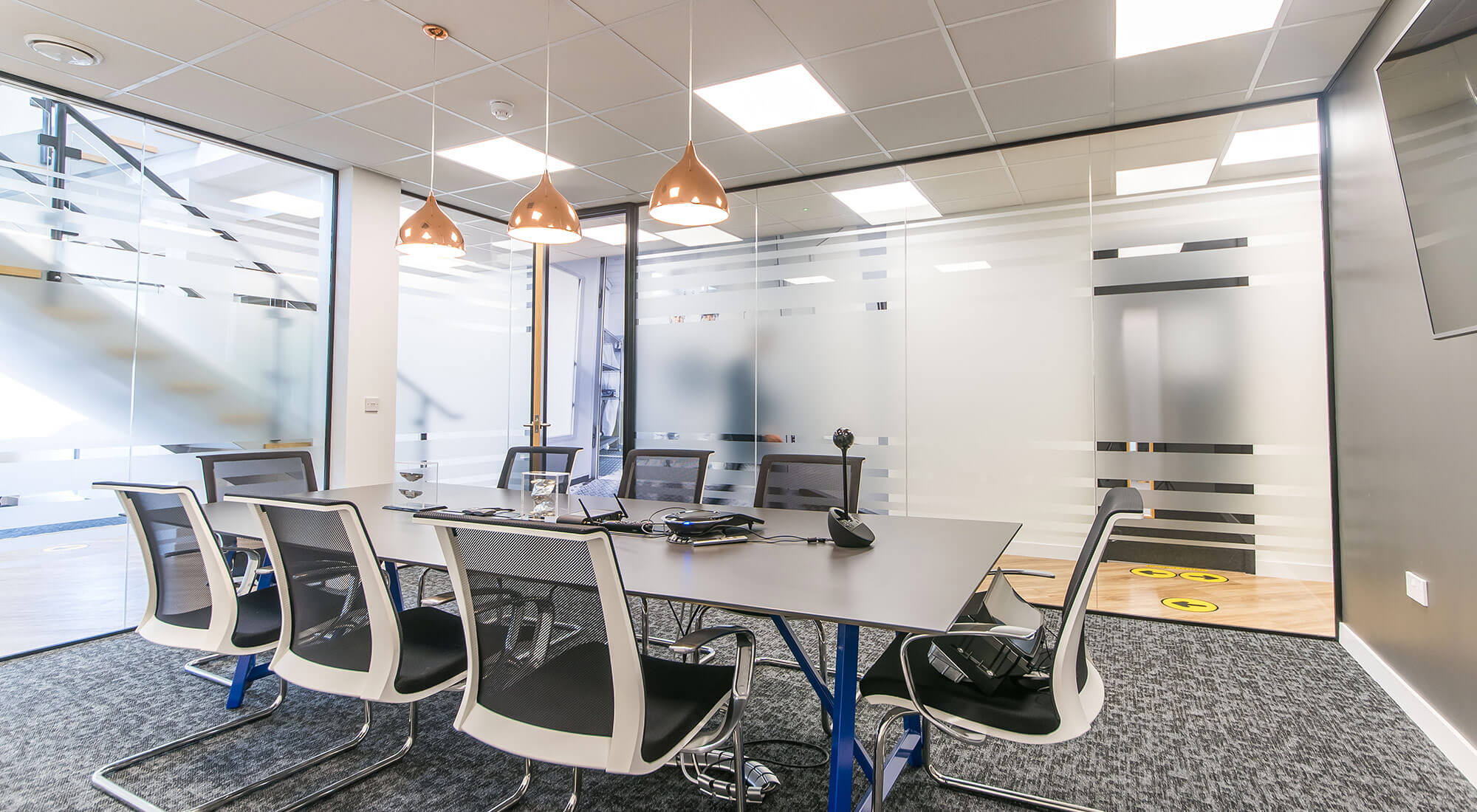 Office Design and Build in Surrey